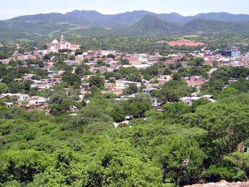 Paseo por Mexico Ciudad de Chiautla de Tapia