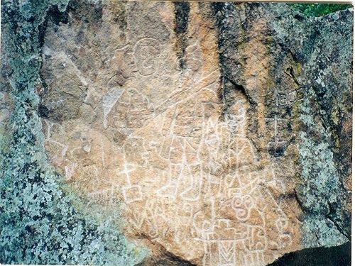 Paseo por Mexico El cerro de los Judíos en Chiautla de Tapia