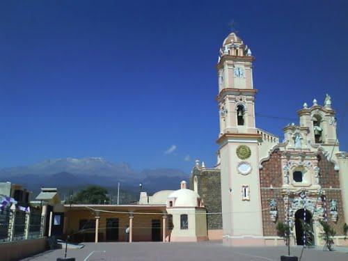 Paseo por Mexico Iglesia de San Agustín Chiautzingo