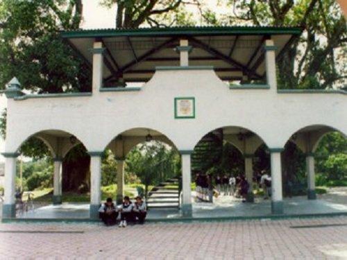 Paseo por Mexico Kiosco en Chiautzingo