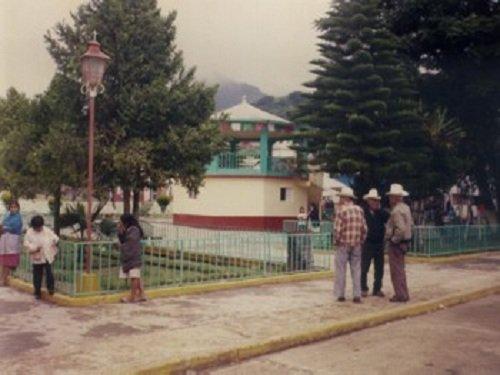 Paseo por Mexico Zócalo de Chichiquila