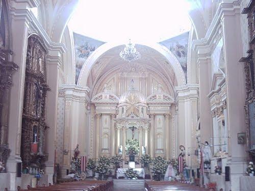 Paseo por Mexico Interior de Templo de San Francisco en Chietla