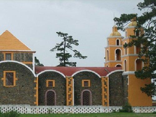 Paseo por Mexico Capilla de la Villita en Chignahuapan