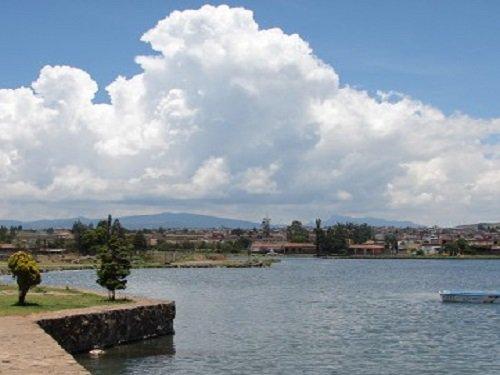 Paseo por Mexico Laguna de Almoloya en Chignahuapan