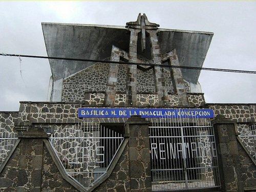 Paseo por Mexico Iglesia de la Inmaculada Concepción en Chignahuapan