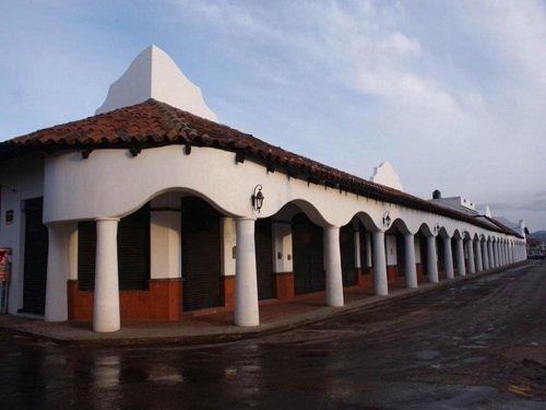 Paseo por Mexico Portales de Chignahuapan