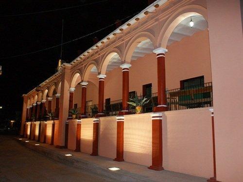 Paseo por Mexico Palacio Municipal Chinantla