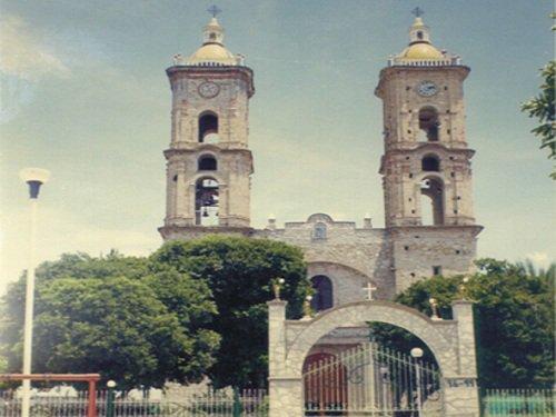 Paseo por Mexico Templo del Divino Rostro en Coatzingo