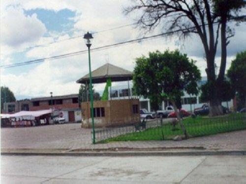 Paseo por Mexico Kiosco de Coronango