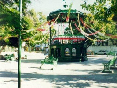 Paseo por Mexico Kiosco de Coxcatlán