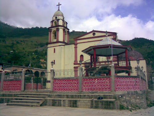Paseo por Mexico La Iglesia de San Juan Cuautla en Coyomeapan
