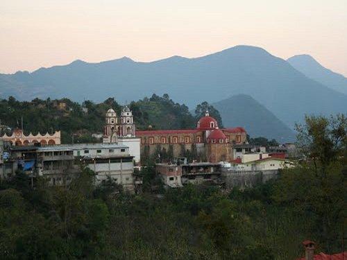 Paseo por Mexico Pueblo de Coyomeapan