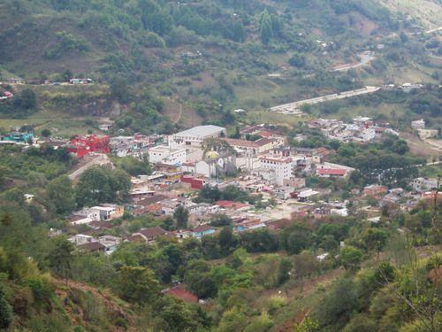 Paseo por Mexico Vista Cuautempan