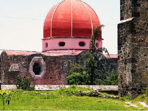 Paseo por Mexico Museo de ex convento Franciscano de Cuautinchán