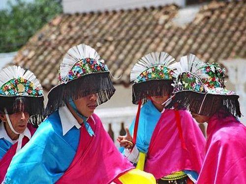 Paseo por Mexico La Danza de los Negritos de Cuetzalan del Progreso