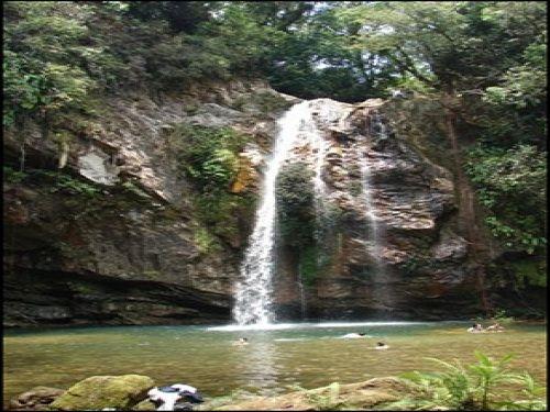 Paseo por Mexico Cascada el Salto en Cuetzalan del Progreso