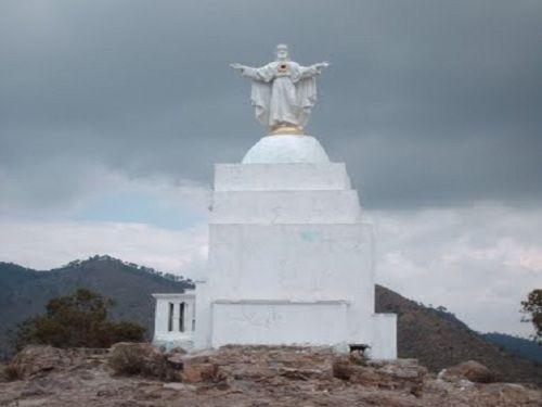 Paseo por Mexico Cerro de Cristo Rey en Cuyoaco