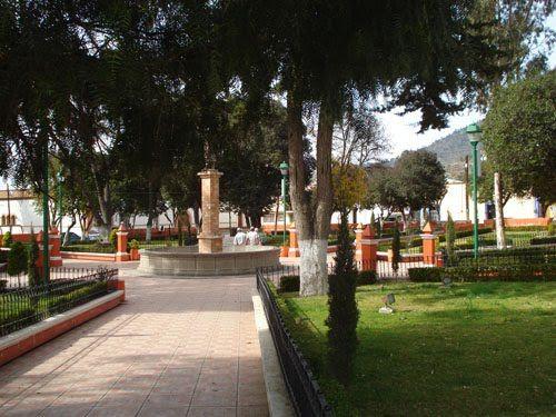 Paseo por Mexico Zócalo de Cuyoaco