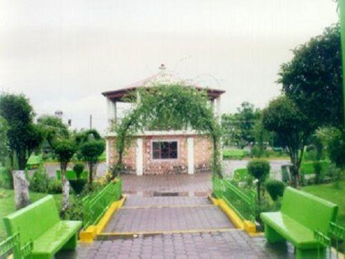 Paseo por Mexico Kiosco de Domingo Arenas