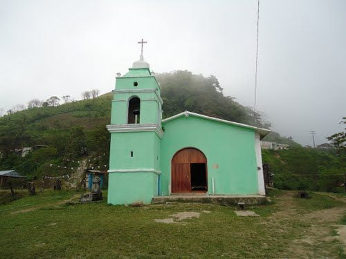 Paseo por Mexico Iglesia de Zacacoapan en Eloxochitlán