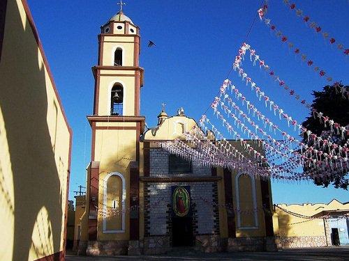 Paseo por Mexico Parroquia de Nuestra Señora de la Esperanza