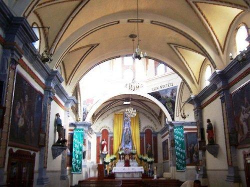 Paseo por Mexico Interior de Parroquia de Nuestra Señora de la Esperanza