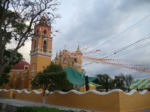 Paseo por Mexico Iglesia de San Pablo en General Felipe Angeles