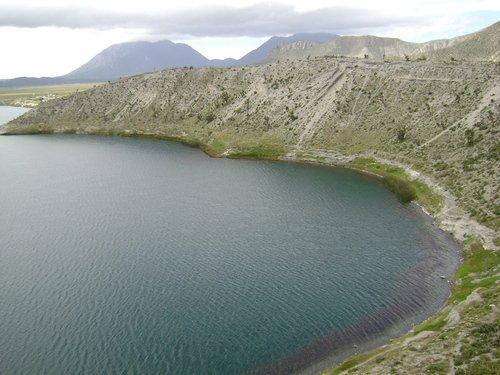 Paseo por Mexico Laguna las Minas o la Preciosa en Guadalupe Victoria