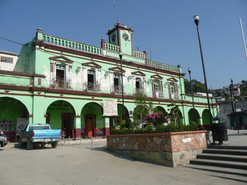 Paseo por Mexico Palacio Municipal Hermenegildo Galeana