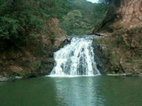 Paseo por Mexico Cascada Totolapa en Huauchinango