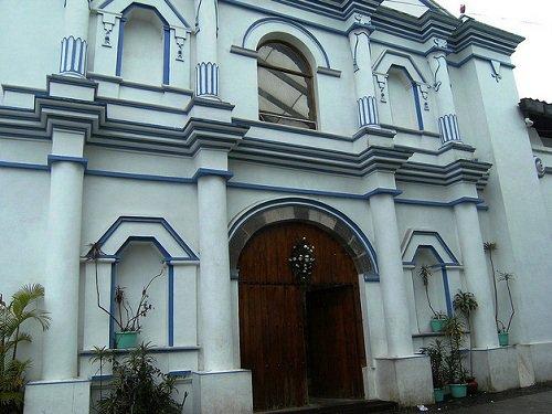 Paseo por Mexico Santuario del Señor en su Santo Entierro en Huauchinango