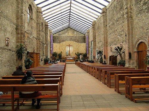 Paseo por Mexico Interior de Santuario del Señor en su Santo Entierro en Huauchinango