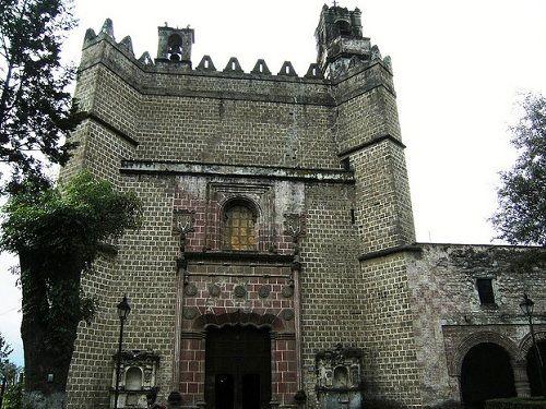 Paseo por Mexico Ex convento de San Miguel en Huejotzingo