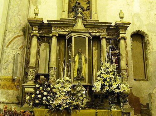 Paseo por Mexico Interior de Ex convento de San Miguel en Huejotzingo