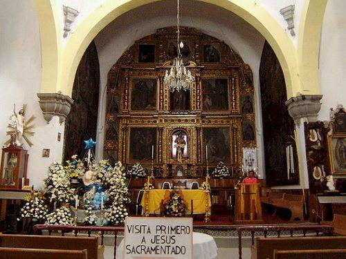 Paseo por Mexico Interior de Templo de San Diego en Huejotzingo