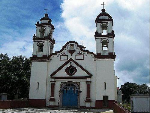Paseo por Mexico Capilla del Calvario de Hueyapan