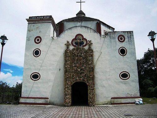 Capilla de Santa Filomena en Hueyapan