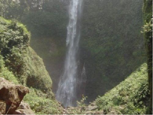 Paseo por Mexico Cascada de Atexcaco en Hueyapan