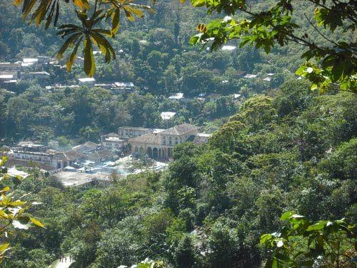 Paseo por Mexico Presidencia Municipal Hueytlalpan
