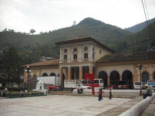 Paseo por Mexico Paisajes Hueytlalpan