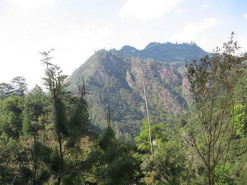 Paseo por Mexico Cerro Cozoltépetl en Huitzilan