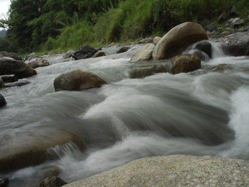 Paseo por Mexico Río Ateno en Huitzilan