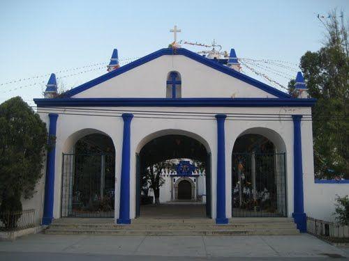 Paseo por Mexico Parroquia de Santa Clara de Asís en Huitziltepec