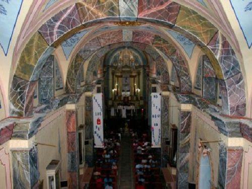 Paseo por Mexico Interior de Parroquia de San Juan Bautista de Ixcaquixtla