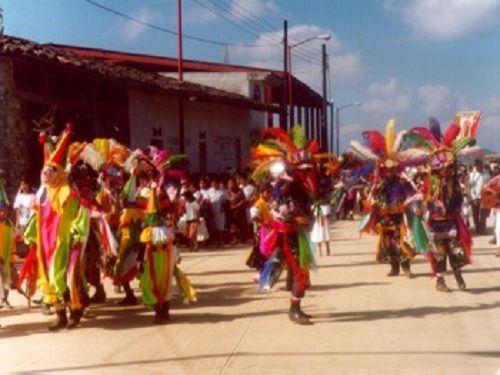 Paseo por Mexico Feria de Ixtepec