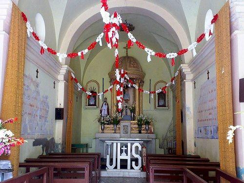 Paseo por Mexico Interior de Capilla del Panteón Municipal de Izúcar de Matamoros