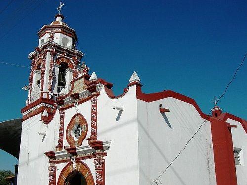 Paseo por Mexico Capilla San Martin Obispo en Izúcar de Matamoros
