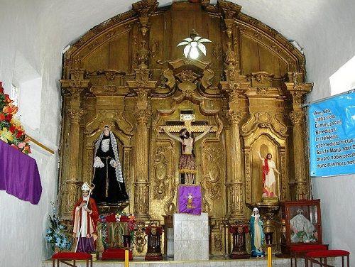 Paseo por Mexico Interior de Capilla San Martin Obispo en Izúcar de Matamoros