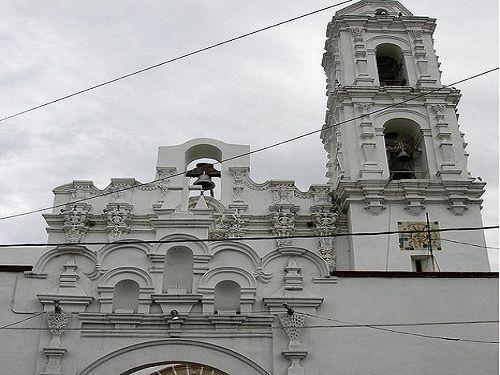 Paseo por Mexico Iglesia de San Juan de Dios en Izúcar de Matamoros