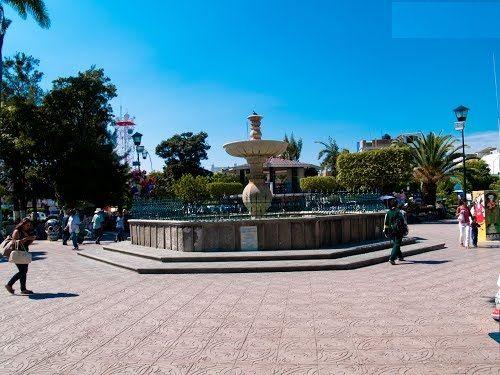 Paseo por Mexico Zócalo de Izúcar de Matamoros